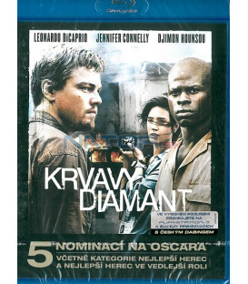 Krvavý diamant-Blu-ray (Blood Diamond)