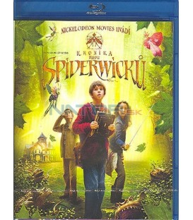 Kronika rodu Spiderwicků-Blu-ray (The Spiderwick Chronicles)