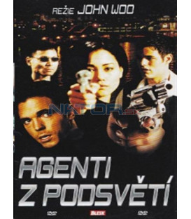 Agenti z podsvětí (Once a Thief) DVD