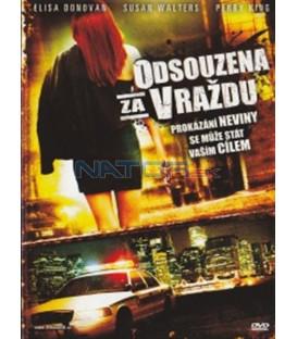 Odsouzena za vraždu (Framed for Murder) DVD
