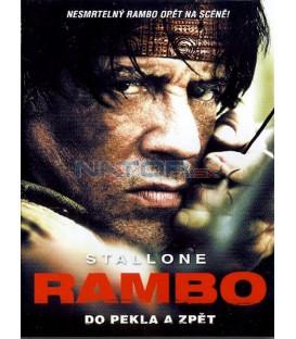 Rambo: Do pekla a zpět 2008 (Rambo) DVD