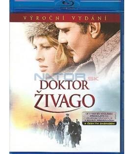Doktor Živago 1 Blu-ray + 1 DVD bonus - limitovaná sběratelská edice