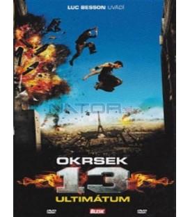 Okrsek 13: Ultimátum (Banlieue 13 - Ultimatum) DVD
