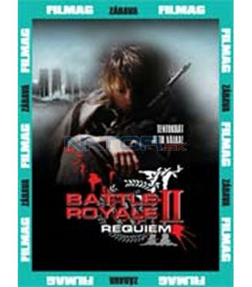 Battle Royal 2 DVD  (Batoru Rowaiaru II: Rekuiemu)