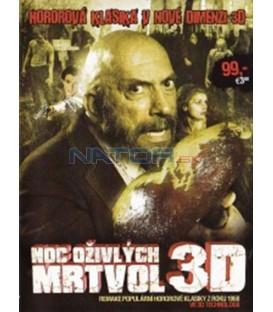 Noc oživlých mrtvol 3D (Night of the Living Dead 3D) DVD