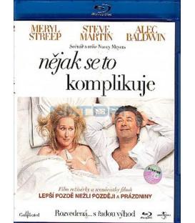Nějak se to komplikuje - Blu-ray (Its Complicated)