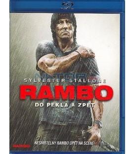Rambo: Do pekla a zpět - Blu-Ray