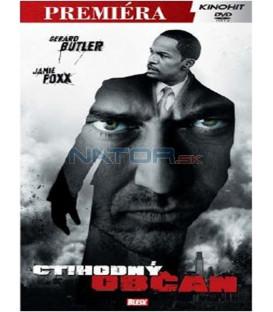 Ctihodný občan (Law Abiding Citizen) DVD