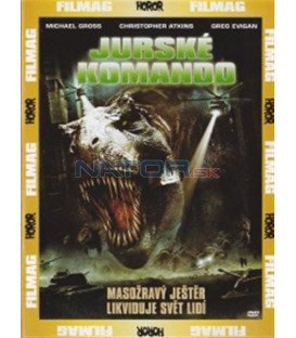 Jurské komando DVD (100 Million BC)