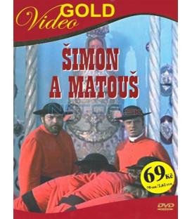 Šimon a Matouš / Šimon a Matouš: Obchodníci s diamanty (Vangelo secondo Simone e Matteo, Il) DVD