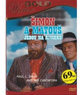 Šimon a Matouš jedou na rivieru (Simone e Matteo un gioco da ragazzi) DVD