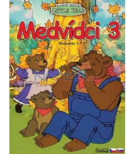 Medvídci 3 (Little Bear 3) DVD