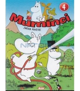 Mumínci 4 - Změna povětří(Moomin)