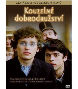 Kouzelné dobrodružství DVD
