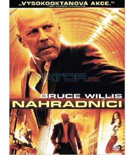 Náhradníci (Surrogates) DVD