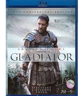Gladiátor (2 x Blu-ray - 10th Anniversary Edition) (Blu-Ray)