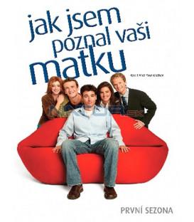 Jak jsem poznal vaši matku -1.sezóna, 3 DVD, 22 dílů