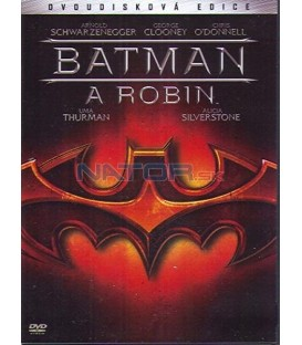 Batman a Robin S.E. 2DVD  (Batman And Robin S.E.)