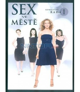 Sex ve městě sezona 1. 2DVD (Sex and the City season 1)