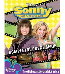 Sonny ve velkém světě - 3DVD (Sonny With a Chance Complete 1st Season)