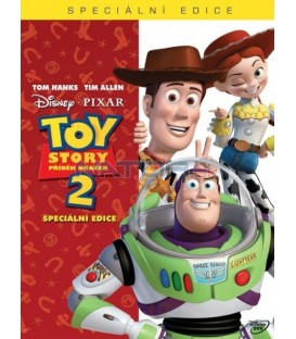 Príbeh Hračiek 2 (Toy Story 2) DVD