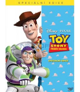 Toy Story - Příběh hraček SK/CZ dabing - Speciální edice