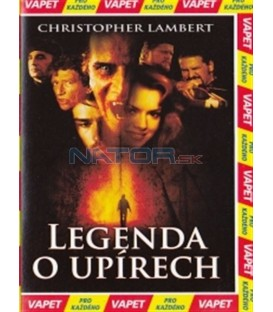 Legenda o upírech (Metamorphosis) DVD