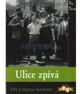 Ulice zpívá DVD