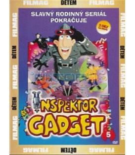 Inspektor Gadget 5 (Inspector Gadget) DVD