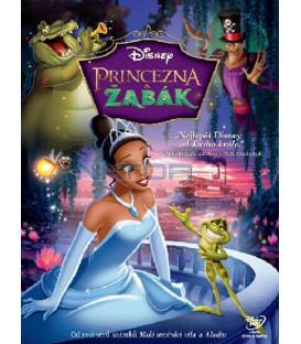 Princezna a žabák SK/CZ dabing (Princess and the Frog, The)