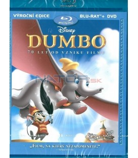 Dumbo S.E. Blu-ray + DVD