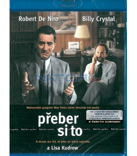 Přeber si to- Blu-ray (Analyze This)