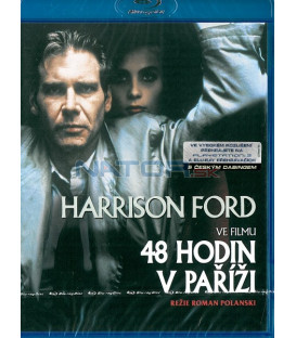 48 hodin v Paříži (Frantic) blu-ray