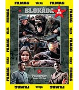 Blokáda II - Pulkovsky meridian DVD (Blokada II - Pulkovskij meredian)