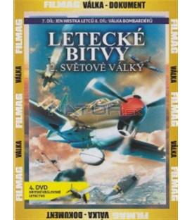 Letecké bitvy 2. světové války - 4. DVD - Britské královské letectvo (War Birds of World War II - Royal Air Force)