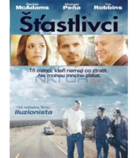 Šťastlivci (The Lucky Ones) DVD