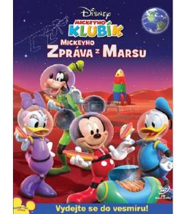 Mickeyho klubík: Mickeyho zpráva z Marsu