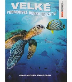 Velké podmořské dobrodružství (OceanWorld) DVD