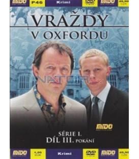 Vraždy v Oxfordu - série I. - díl III (Lewis) DVD