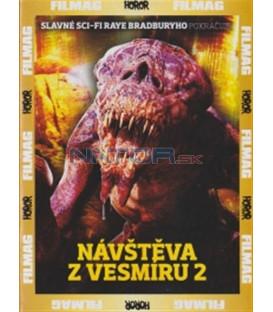 Návštěva z vesmíru 2  DVD (It Came from Outer Space II)