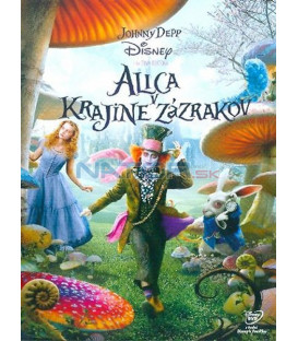 Alenka v říši divů SK/CZ dabing (Alice in Wonderland)