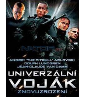Univerzální vojak 3 : Znovuzrození (Universal Soldier: Regeneration) DVD