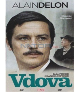 Vdova (La veuve Couderc) DVD