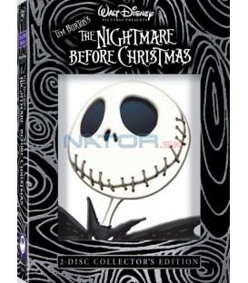 Predvianočná nočná mora (Nightmare Before Christmas, The) DVD