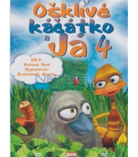 Ošklivé káčátko a já 4 (The Ugly Duckling and Me) DVD