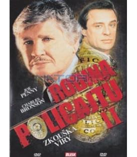 Rodina policajtů II: Zkouška víry (Breach of Faith: Family of Cops II) DVD