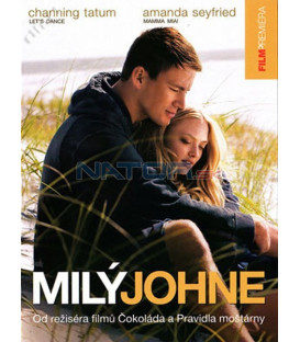 Milý Johne (Dear John) DVD