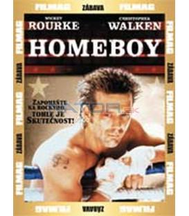 Homeboy DVD (Homeboy)