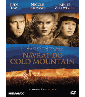 Návrat do Cold Mountain (Cold Mountain) DVD