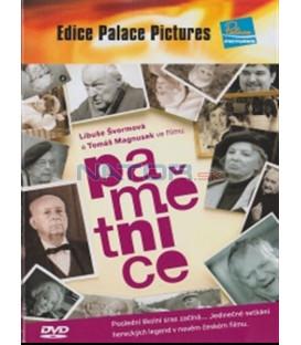 Pamětnice DVD